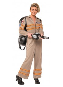 Deluxe Ghostbusters Female Costume