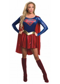 Supergirl TV Series Adult Costume