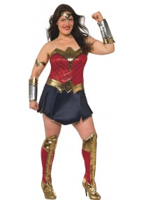 Deluxe Wonder Woman Plus Costume