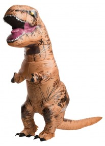 Inflatable Adult T-Rex with Sound
