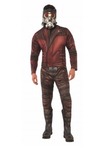 Deluxe Star Lord Adult Costume