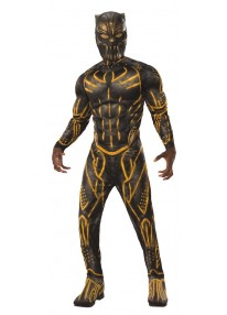 Deluxe Erik Killmonger Adult Costume