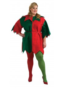 Elf Tights - Plus size