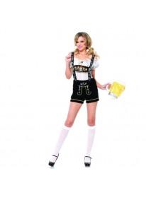 Edelweiss Lederhosen Costume