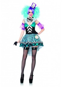 Manic Mad Hatter Costume