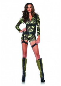 Goin' Commando Costume