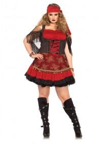 Mystic Vixen Costume