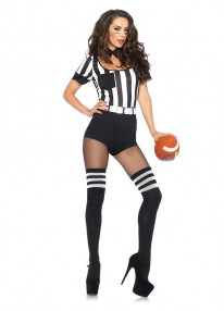 No Rules Referee Costume