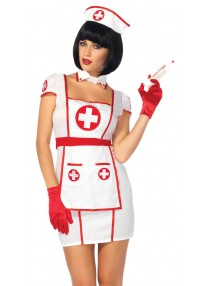 Hospital Heartbreaker Costume