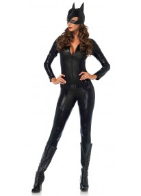 Captivating Crime Fighter Adult Costume