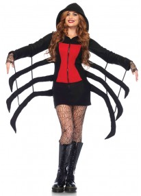 Cozy Spider Costume