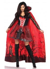 Vampire Temptress Costume