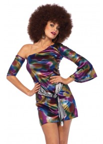 Disco Doll Costume