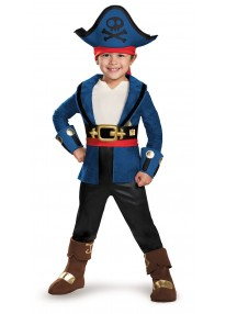 Deluxe Captain Jake Costume