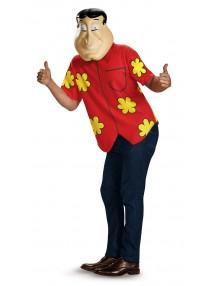 Deluxe Quagmire Costume