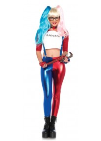 Misfit Hipster Costume