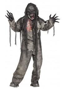 Burning Dead Zombie Costume