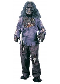 Childs Complete Zombie Costume