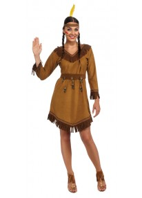 Native American Female Costume