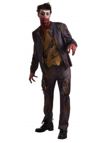 Zombie Shawn Costume