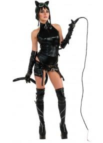 Ame-Com! Catwoman Costume