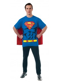 Superman T Shirt-Male