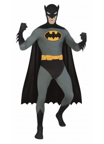 Batman 2nd Skin Suit Costume