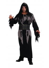 Deluxe Black Robe