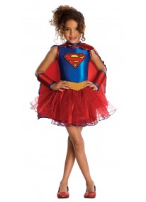 Supergirl Tutu Dress Costume