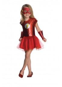 The Flash Tutu Dress Costume