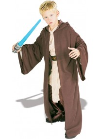 Deluxe Hooded Jedi Robe Costume