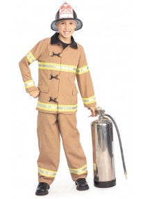 Fire Fighter Costume