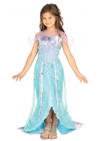 Deluxe Mermaid Princess Costume- Girl
