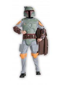 Deluxe Boba Fett Costume