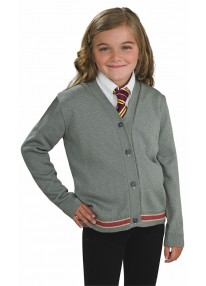 Hermione Cardigan and Tie