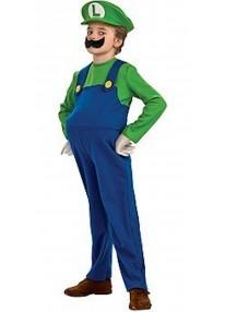 Deluxe Luigi Costume