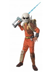 Deluxe Ezra Bridger Costume