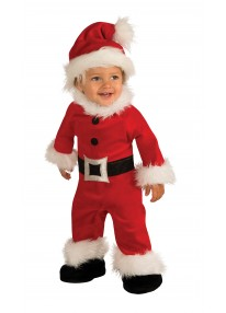 Santa Romper Costume