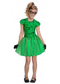 The Riddler Tutu Dress Costume