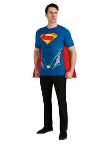 Superman Costume Top