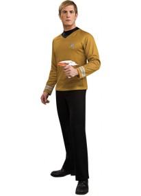 Deluxe Captain Kirk Costume