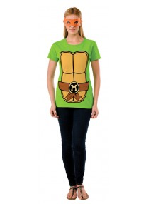 Michelangelo Adult T-Shirt