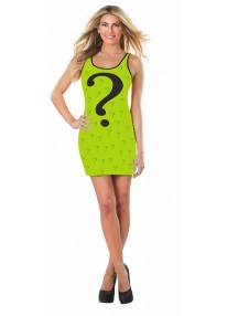 The Riddler Tank Dress Costume