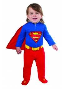 Superman Romper Costume - Infant