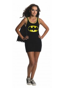 Teen Batgirl Tank Dress