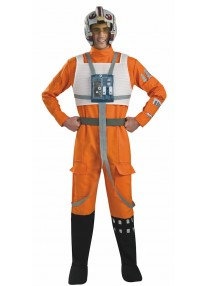 Deluxe X-Wing Fighter Adult Costume