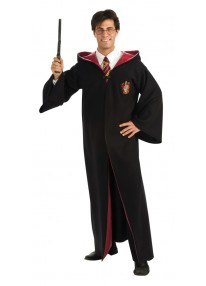 Deluxe Harry Potter Gryffindor Robe Costume