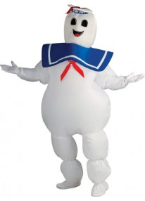 Inflatable Ghostbusters Stay Puff Costume