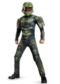 Classic Master Chief Costume