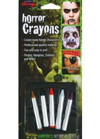 Horror Crayons